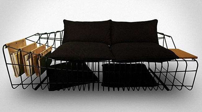 3 в 1: диван за всичко