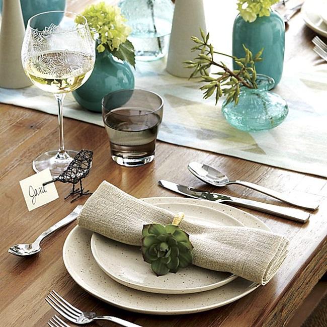 Стил и естетика върху масата