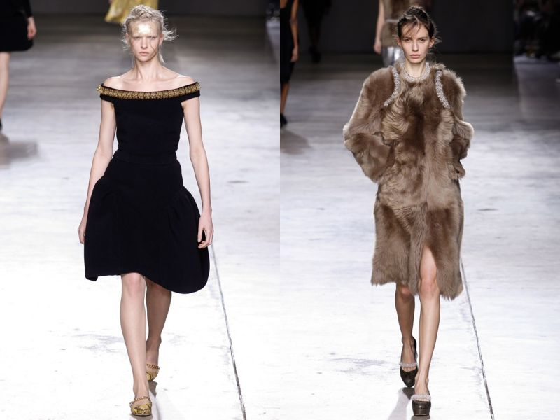 <!--:bg-->Simone Rocha закри лондонската модна седмица с дрехи, които напомниха за образа на Ан Болейн<!--:-->