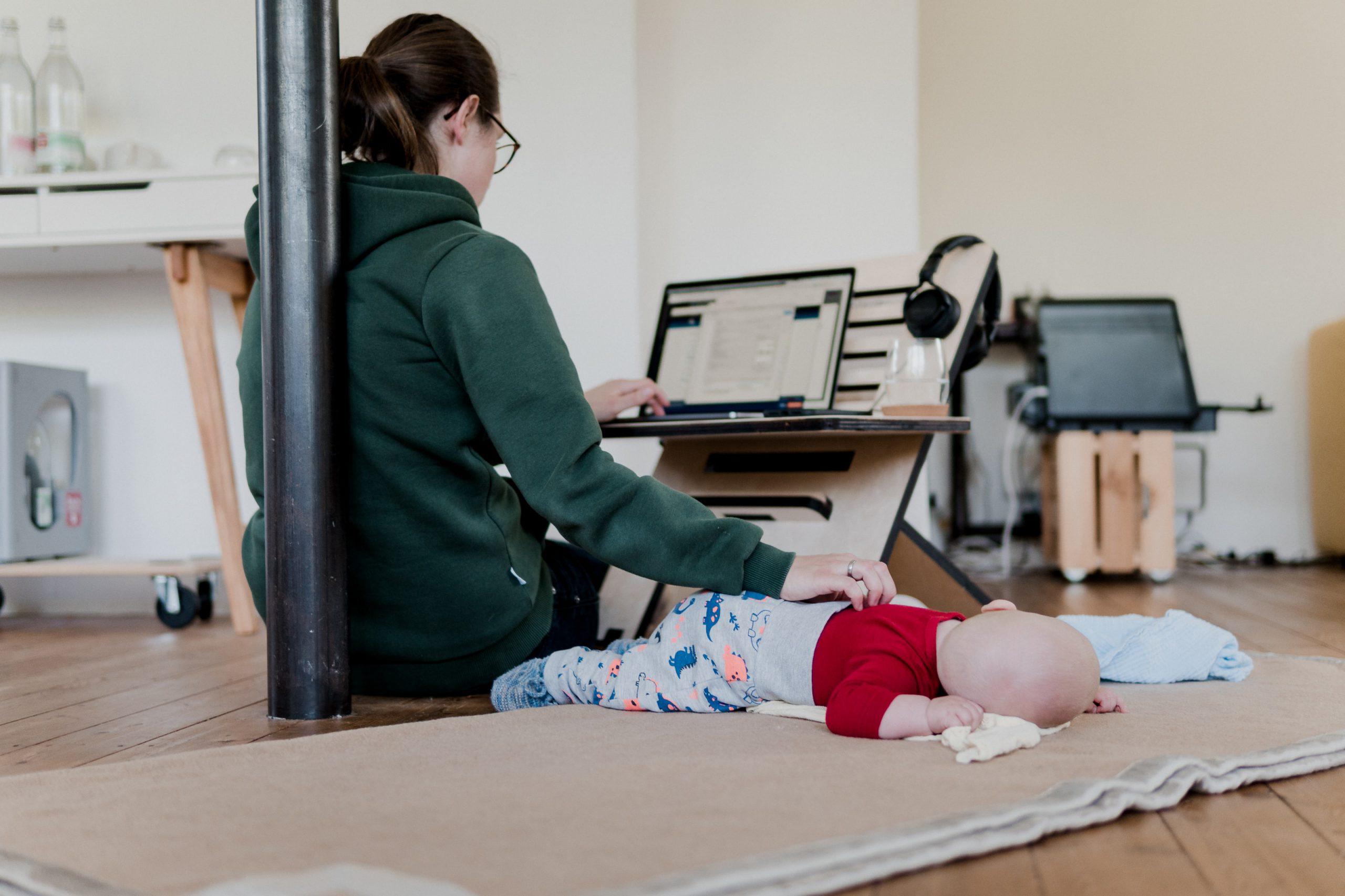 Работещите майки, които имат време за децата си