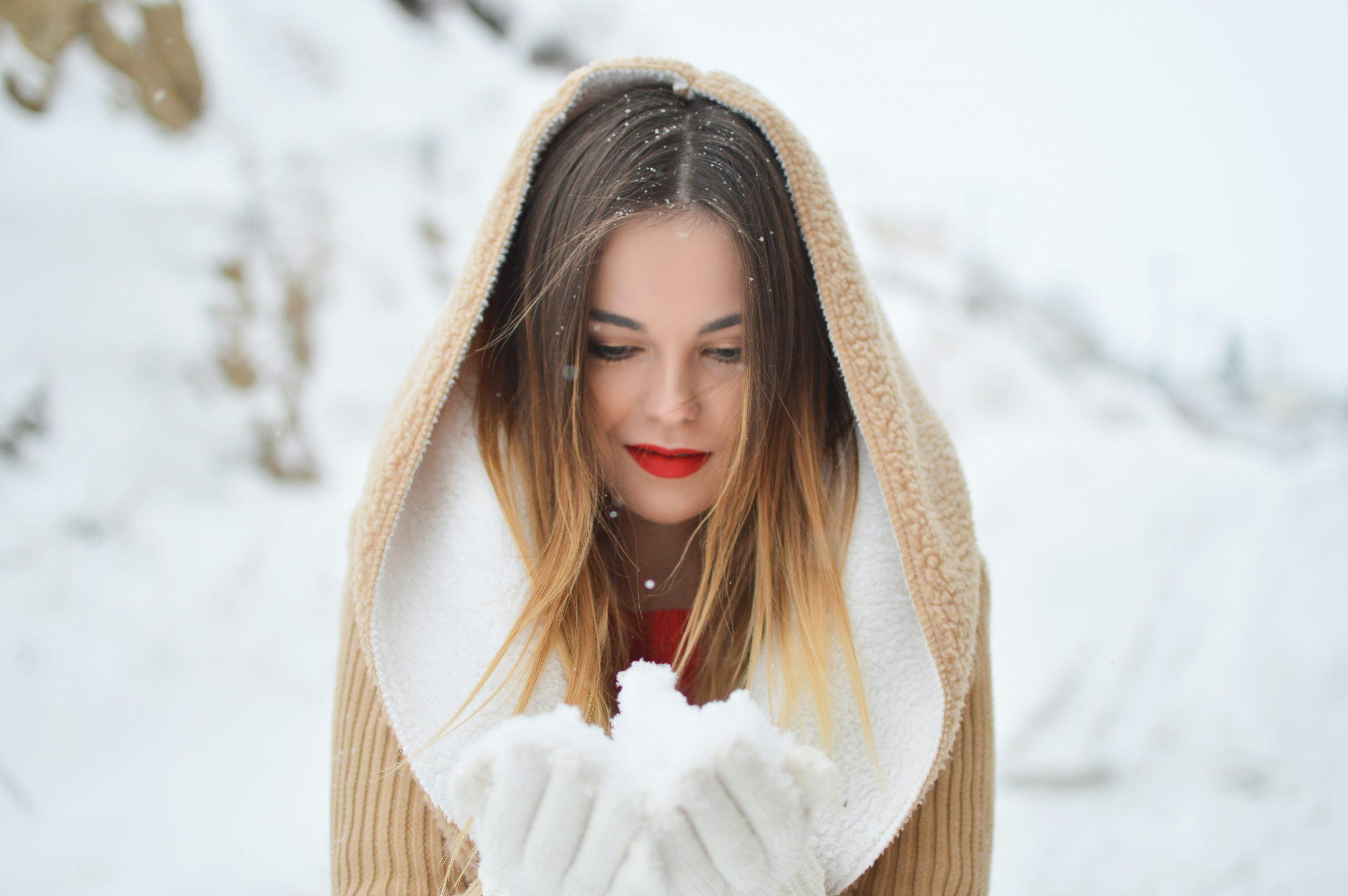 Сияеща кожа, дори и през зимата