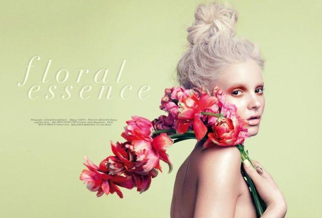<!--:bg-->Честита първа пролет! Лице, цветя и малко грим<!--:-->