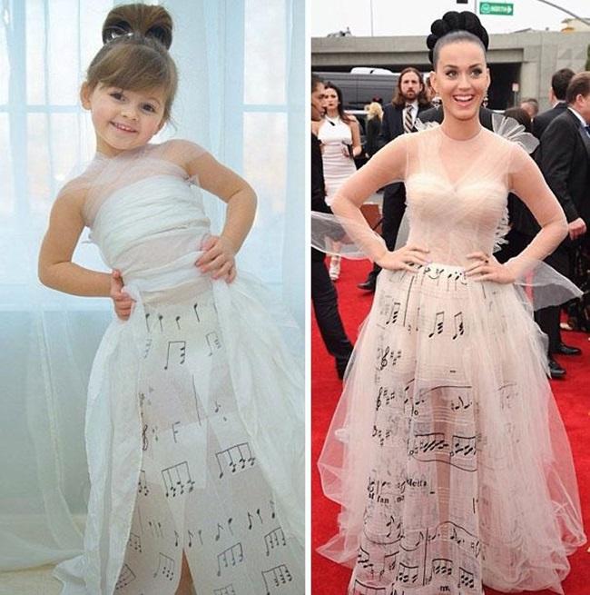 <!--:bg-->Хартиените рокли на една 4-годишна принцеса<!--:-->