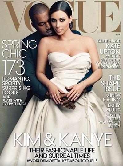 <!--:bg-->Кание и Ким са корица на американския Vogue, а подигравките не закъсняват<!--:-->