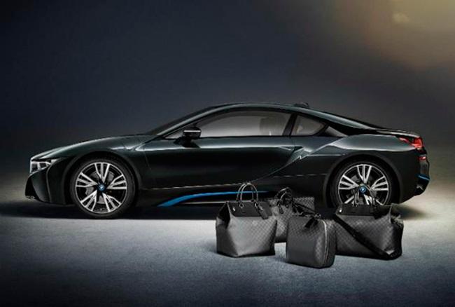 BMW и Louis Vuitton: една очаквано добра комбинация