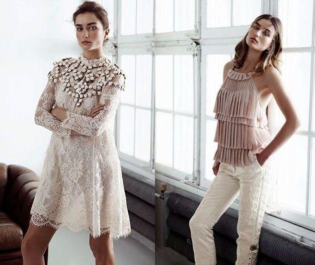 <!--:bg-->Нежност и дантела: новата еко колекция на H&M<!--:-->