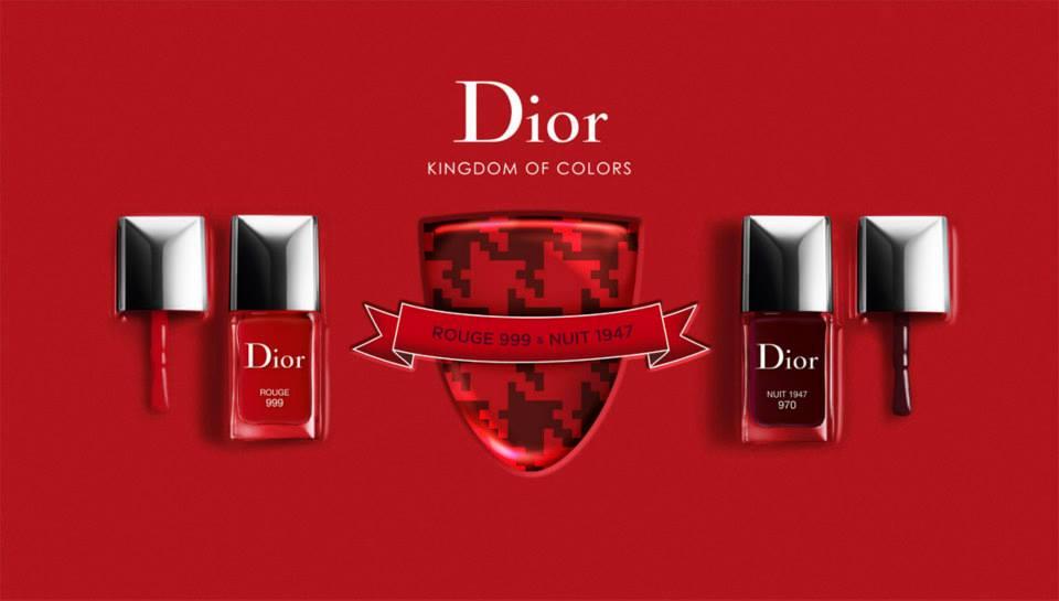Must have красота по нотките: Новите гел-лакове на Dior