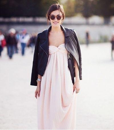 Как да носим: коженото яке, като символ на градската мода