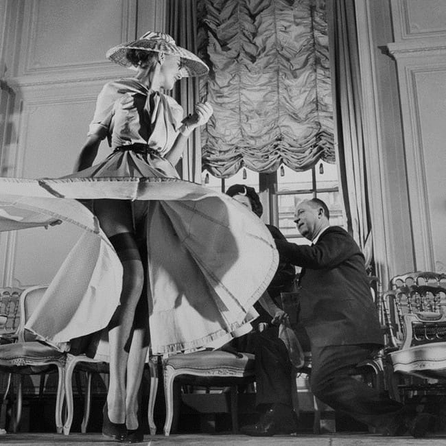 Повече от половин век класика, повече от половин век Christian Dior