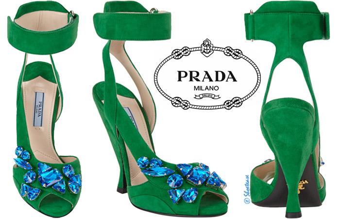 Inside trend: Обувките на PRADA