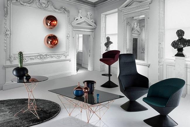 """""""Клубът на британския джентълмен"""" от Milan Design Week 2014"""