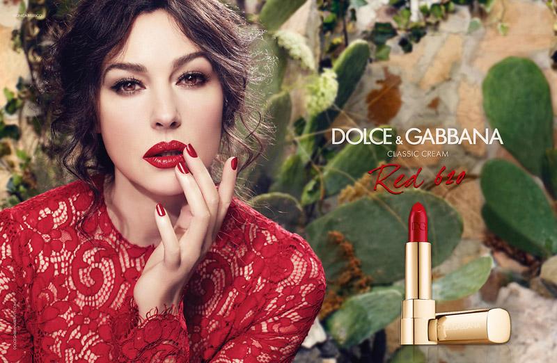 Неповторимата Моника Белучи повтаря реклама на Dolce and Gabbana