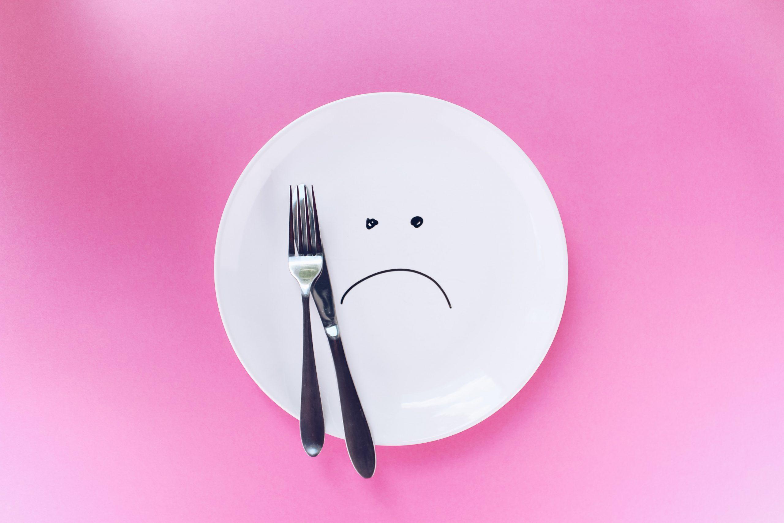 Новата мания: Диетата на гладното момиче