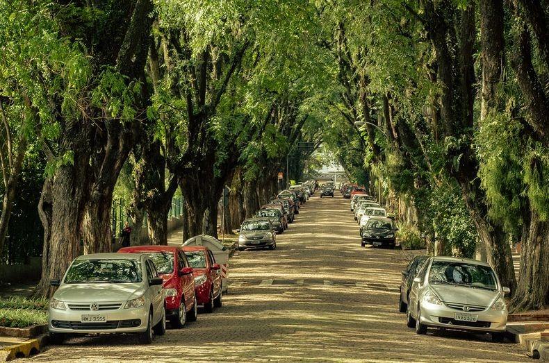 """Наричат я """"Най-красивата улица на света"""""""