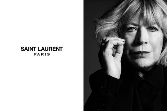 <!--:bg-->67-годишна певица е новото лице на Saint Laurent<!--:-->