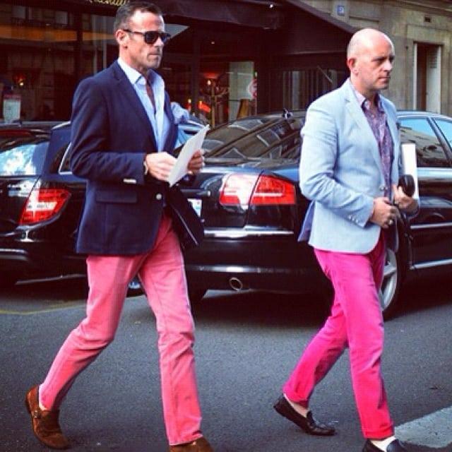 Спорът на деня: Мъже в розово – ДА или НЕ?