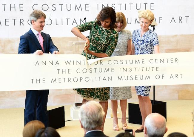 Бляскавото откриване на Anna Wintour Costume Center в Ню Йорк