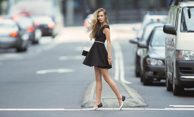 Балетните пантофки на модерните балерини