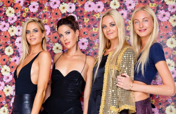 Четирите най-влиятелни фамилии в света на козметиката