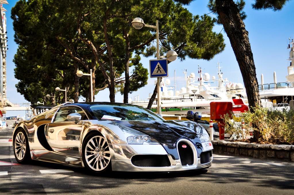 Остават само още 50 броя Bugatti Veyron и това е краят