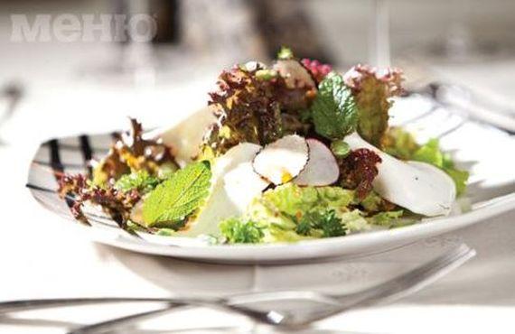 Как да си приготвим: Микс от салати с летен трюфел