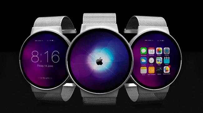 iWatch: coming soon от Apple