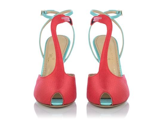 Inside Trend: Сандалите на едно фламинго. Или обратно?