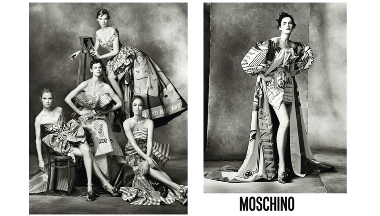 <!--:bg-->Moschino разкриха и останалите интересни кадри от последната си реклама<!--:-->