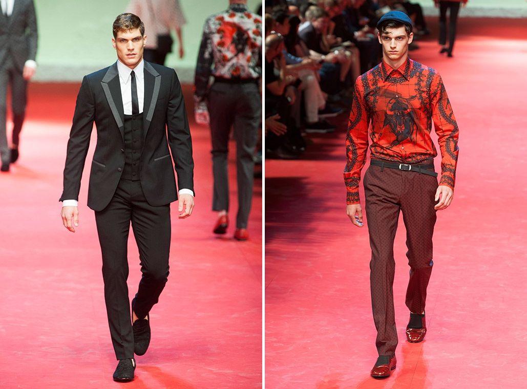 Тореадорите са новото вдъхновение на Dolce&Gabbana