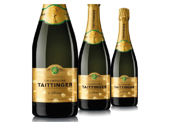 """О Momento Football, O Momento Taittinger""!"