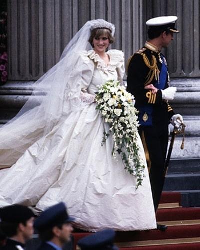 Горчиво! Сватбените рокли на знаменитостите (I част)