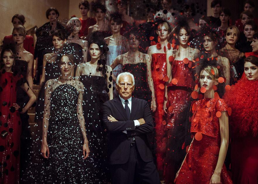 <!--:bg-->Джорджо Армани с два юбилея и изобилие от лукс в Париж<!--:-->