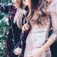 Как да носим: парти облекло