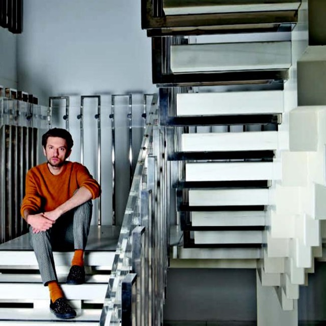 Petar Petrov: един австрийски дизайнер с български корени