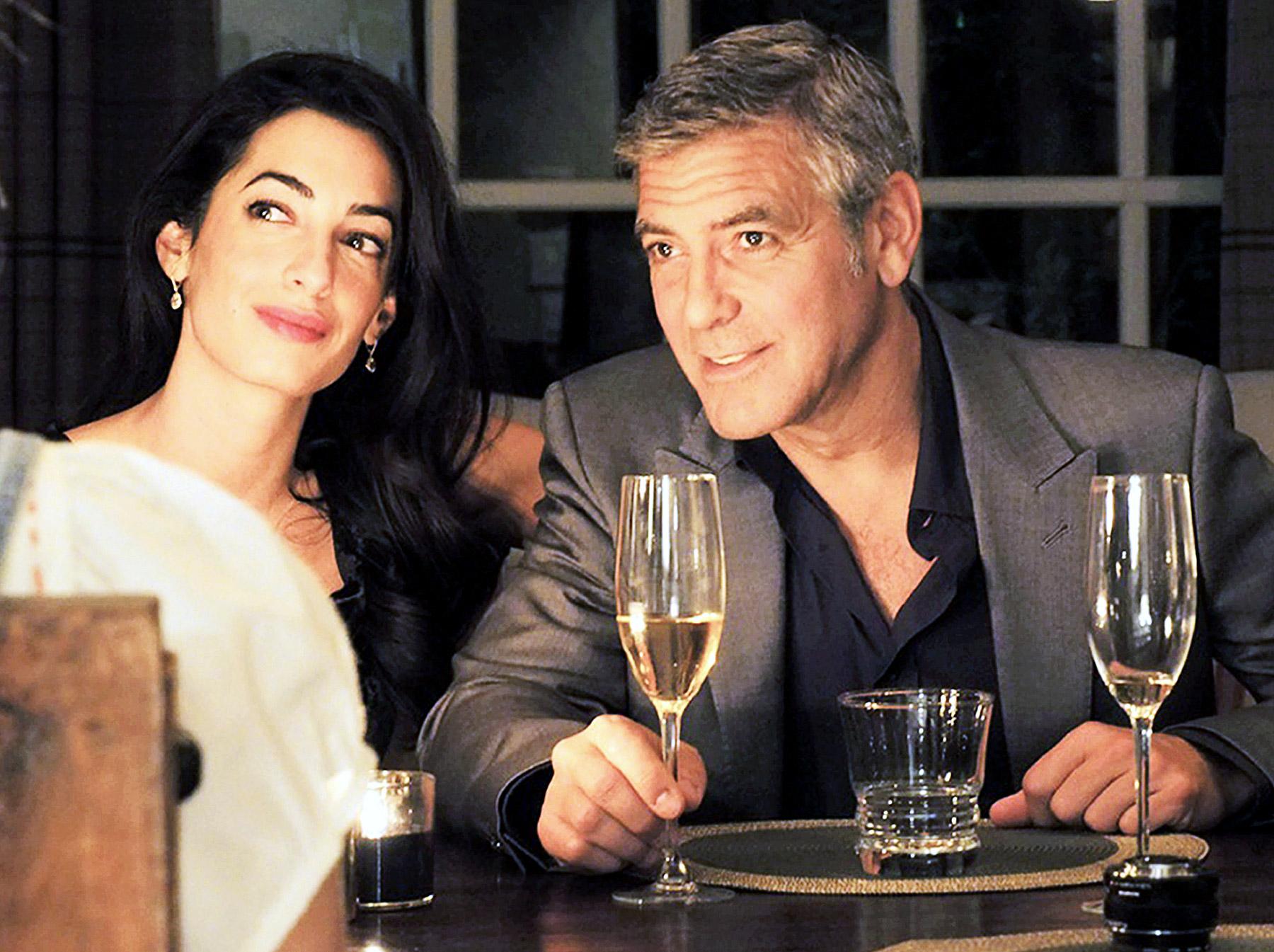 <!--:bg-->Джордж Клуни и Амал Аламуддин – връзка извън правилата на Холивуд<!--:-->