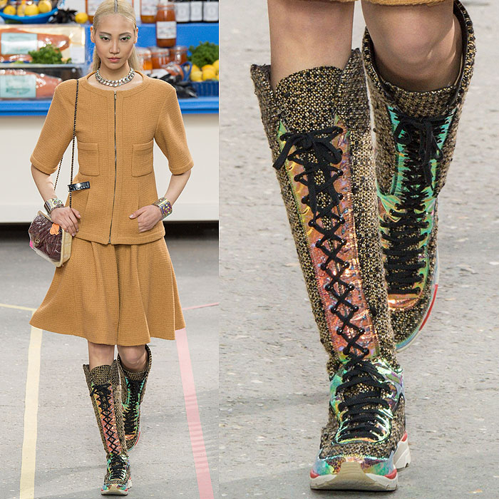 <!--:bg-->Маратонки vs. Ботуши или просто един моден хибрид от Chanel<!--:-->