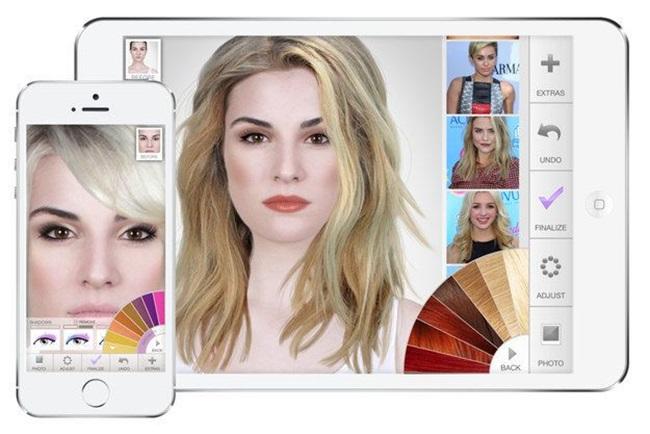 Красотата е навсякъде около нас – дори в приложенията за мобилния телефон
