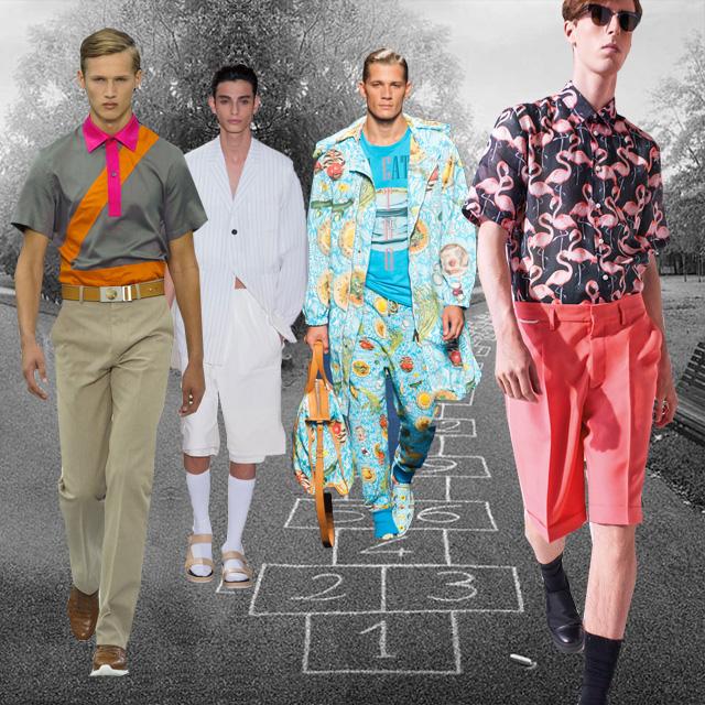 Шест мъжки тенденции, за които не сме готови