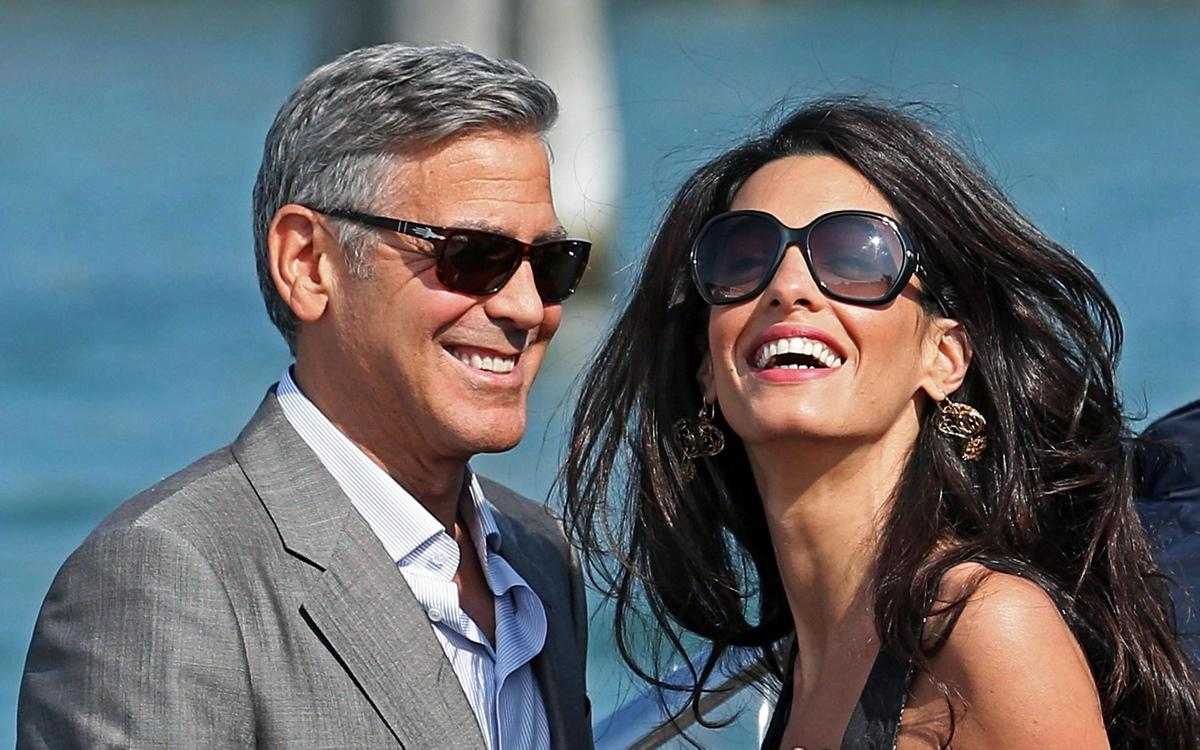 <!--:bg-->Джордж Клуни и Амал Аламудин вече са семейство<!--:-->