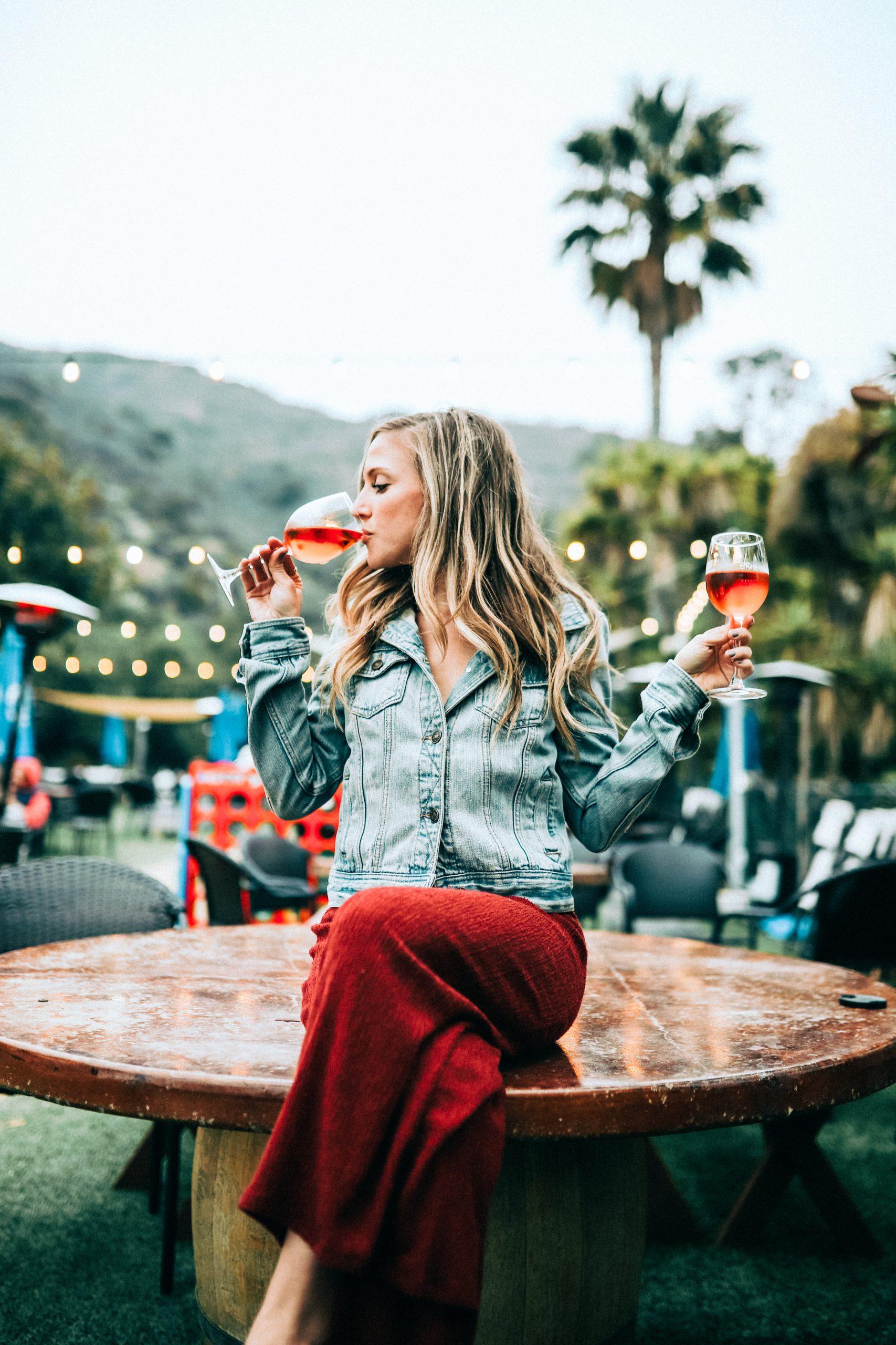 Наздраве за това: връзката вино-красота