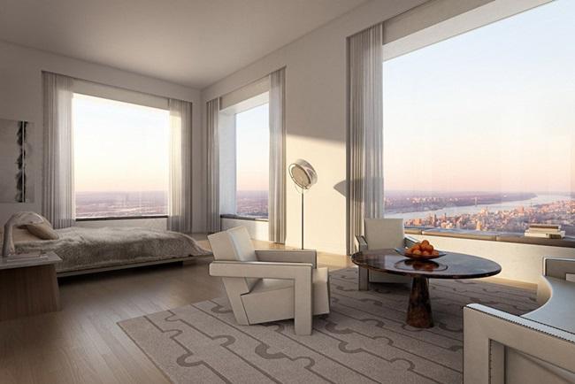 Как изглежда апартамент за 95 милиона долара?
