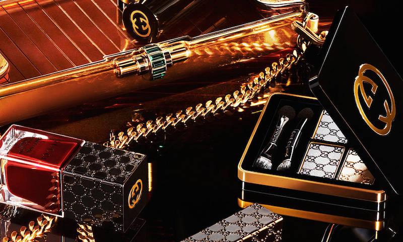 Gucci Makeup Line – първата козметична линия на марката