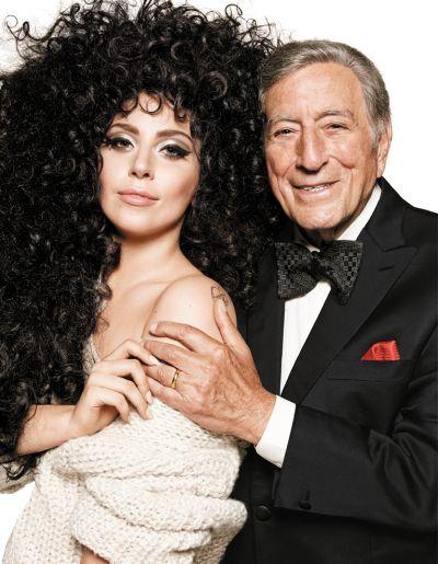 <!--:bg-->Лейди Гага и Тони Бенет заедно в Коледата на H&M<!--:-->