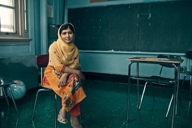 Малала Юсафзаи: една история за непримиримата сила на женския глас