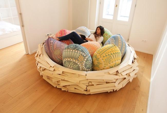 Идея в идеята: мебели извън стандарта