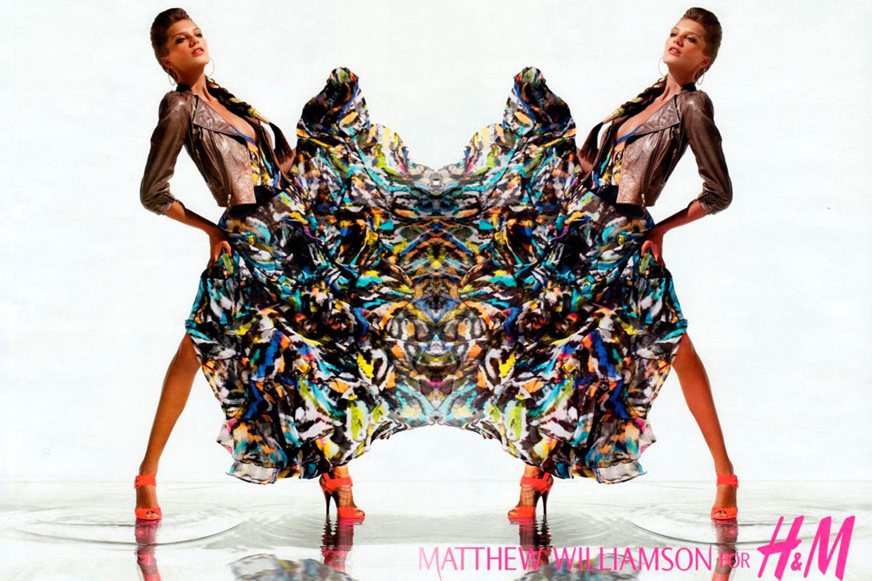 H&M празнува 10 години модни колаборации