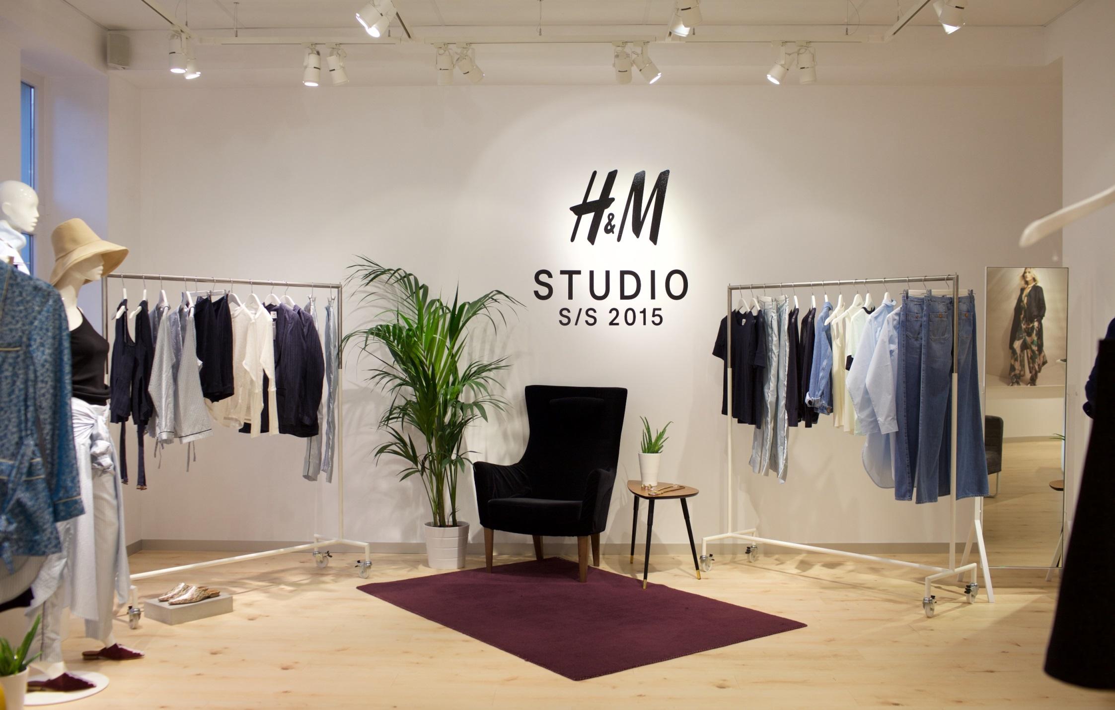 Какво ново от H&M? Бляскав и безметежен живот за сезон Пролет/Лято 2015