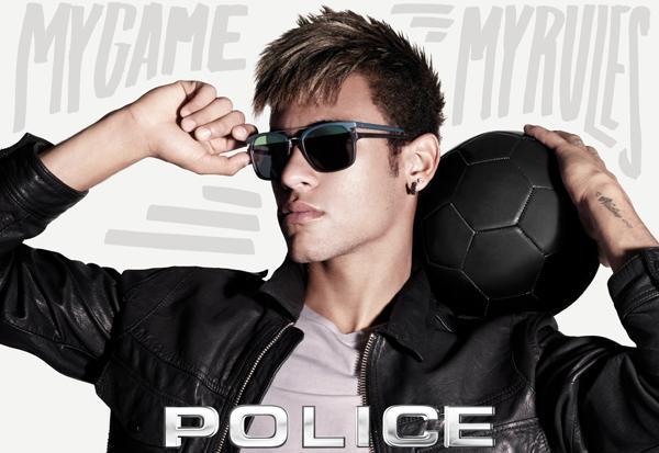 <!--:bg-->Неймар в реклама на очила на Police<!--:-->
