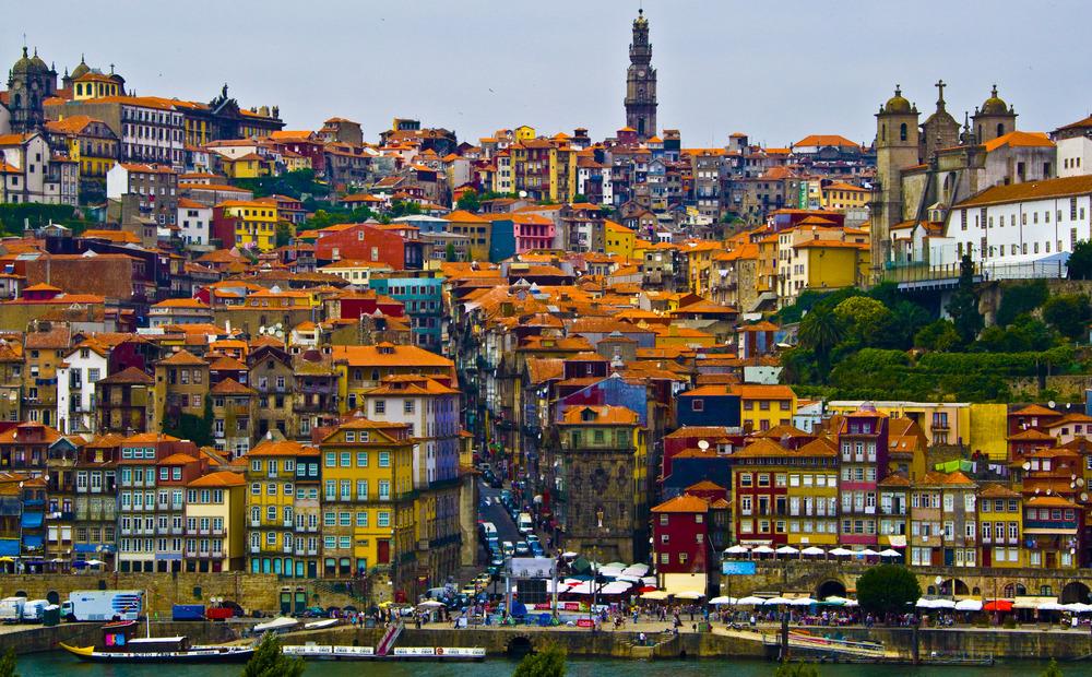 Петте места в Европа, които да посетим през 2015 година