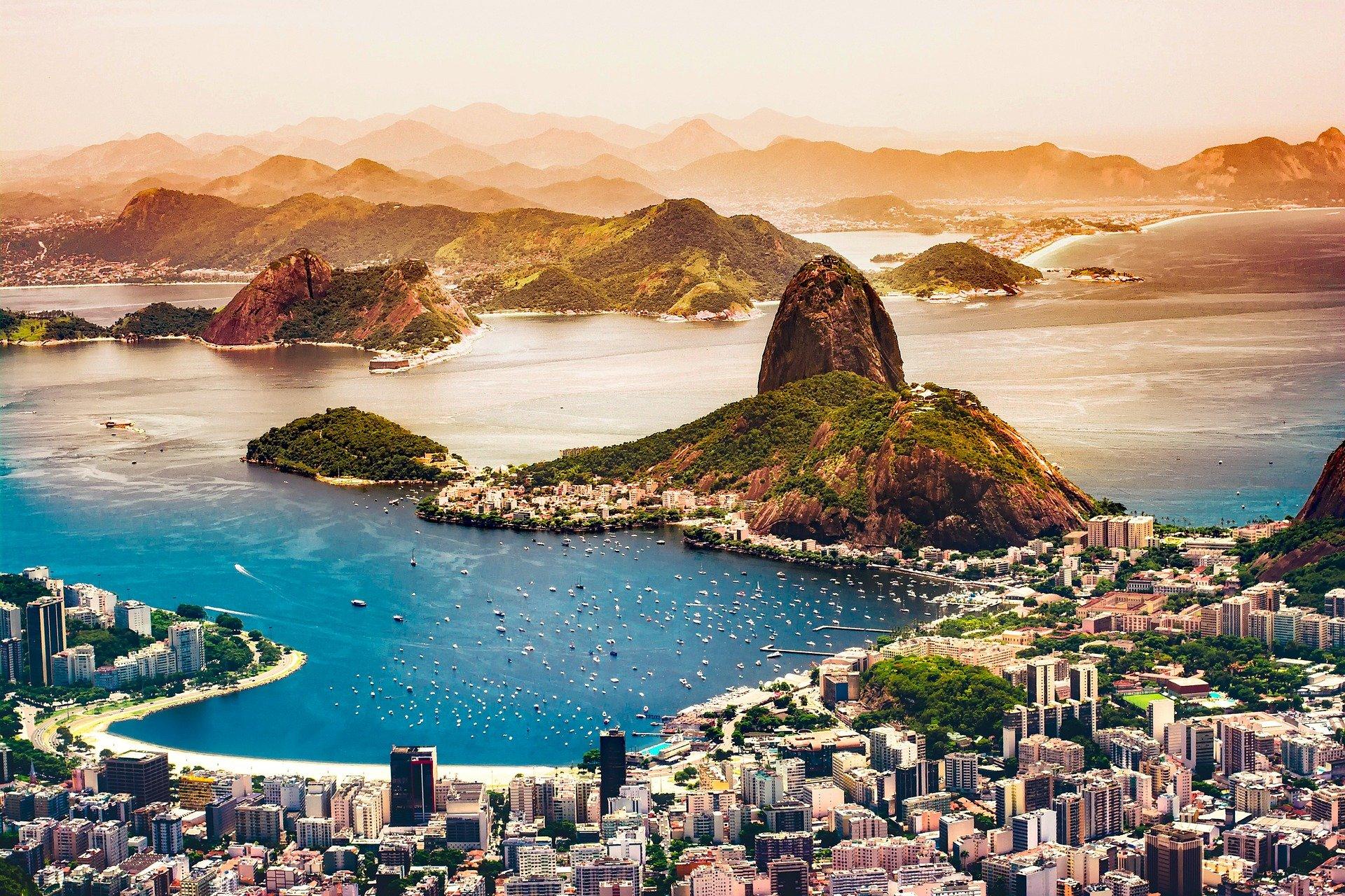 Петте места в Южна Америка, които да посетим през 2015 година
